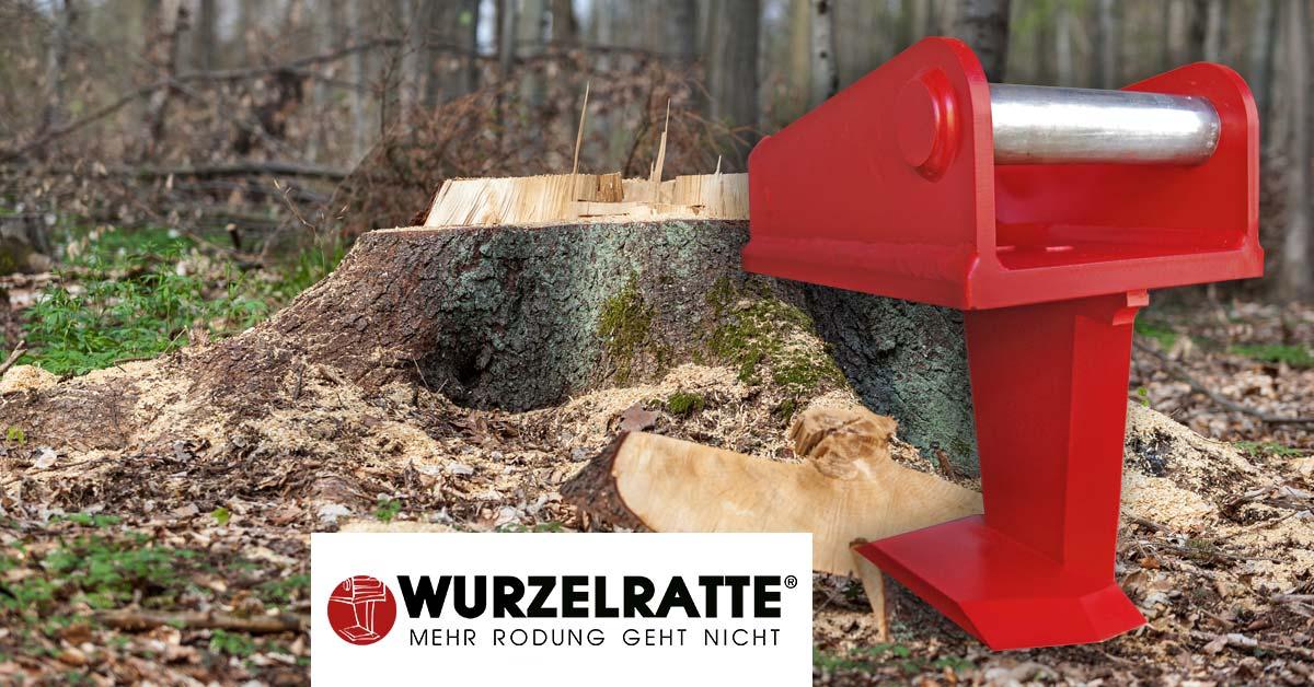 WUROTEC-Wurzelratte